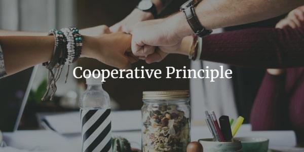 Cooperative-Principle