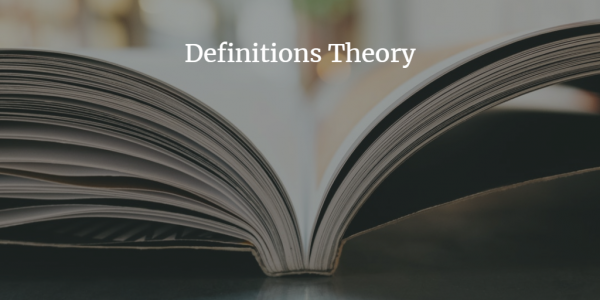 Definitions Theory
